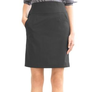Banana Republic High rise skirt with pockets